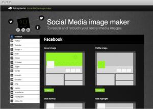 social-media-image-marker